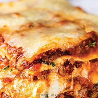 Chicken Lasagne Online at Kapruka | Product# java00168