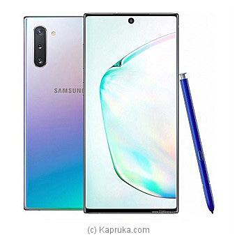 Samsung galaxy note10 lite  6/128GB Online at Kapruka | Product# elec00A1834
