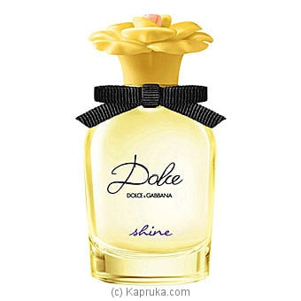 Dolce And Gabbana Shine For Women 50ml Online at Kapruka | Product# perfume00339