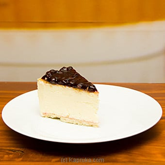Blueberry Cheese Cake Slice Online at Kapruka | Product# java00187