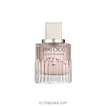 Jimmy Choo Illicit Flower For Women 60ml Online at Kapruka | Product# perfume00357