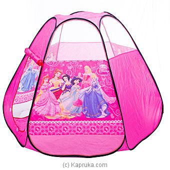 Disney Princess Folding Tent Online at Kapruka | Product# kidstoy0Z1059