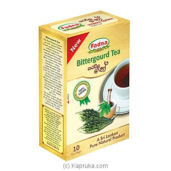 Fadna Bittergourd Tea Online at Kapruka | Product# grocery001284