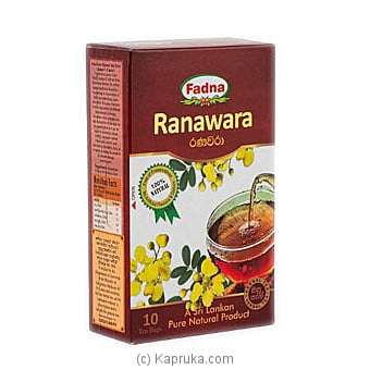 Fadna Ranawara Herbal Tea Online at Kapruka | Product# grocery001333