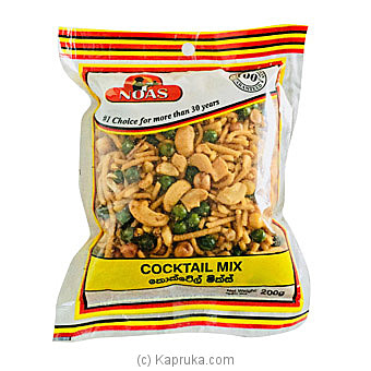 Noas Cocktail Mix 200g Online at Kapruka | Product# grocery001330