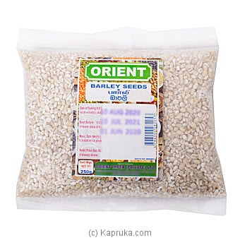Orient Barley Seeds- 250g Online at Kapruka | Product# grocery001301