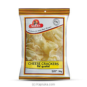 Noas Cheese Crackers 50g Online at Kapruka | Product# grocery001312