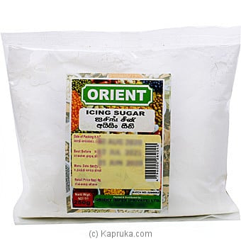Orient Icing Sugar - 250g Online at Kapruka | Product# grocery001310