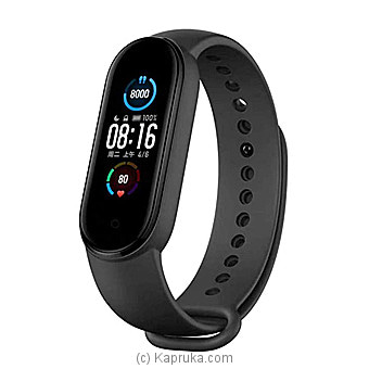 Mi Band 5 Online at Kapruka | Product# elec00A2030