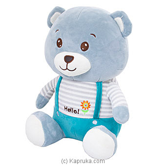 Molly Blue Bear - 14`` Inches Online at Kapruka | Product# softtoy00654_TC2