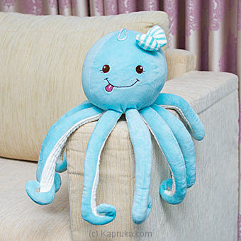 Blue Octopus Online at Kapruka | Product# softtoy00701