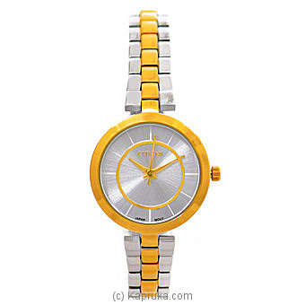 Citizen Ladies Gold And Silver Watch Online at Kapruka | Product# jewelleryW00813