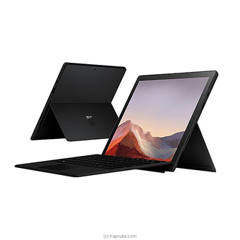 Microsoft Surface Pro 7 PVT-00015 12.3? Core I7 16GB 256GB Black Online at Kapruka | Product# elec00A2094