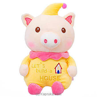 Yellow Gub Gub Pig Online at Kapruka | Product# softtoy00676