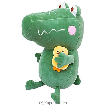 Mr. Croco Online at Kapruka | Product# softtoy00684