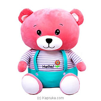 Molly Pink Bear- Large Online at Kapruka | Product# softtoy00686_TC1