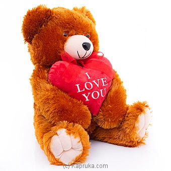 Toby Teddy Online at Kapruka | Product# softtoy00694