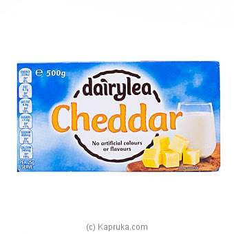 Dairylea Cheddar Cheese 500g Online at Kapruka | Product# grocery001380
