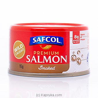 Safcol Premium Smoked Salmon-95g Online at Kapruka | Product# grocery001404