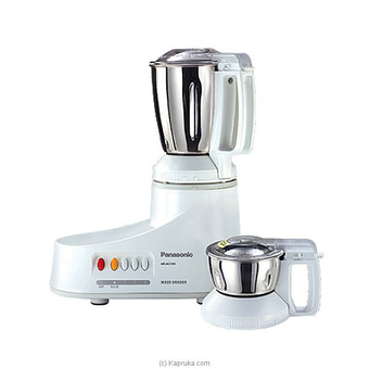 Panasonic Mixer Grinder PAN-MX-AC210SWNA Online at Kapruka | Product# elec00A2116