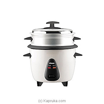 Abans- Rice Cooker 3.6L ABCKRC36G01 Online at Kapruka | Product# elec00A2183