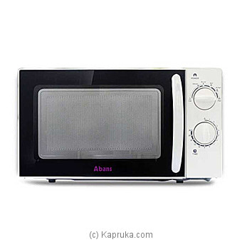 Abans-microwave Oven ABOVAMS21L Online at Kapruka | Product# elec00A2218