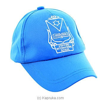 Stafford Kid`s Promotional Cap Online at Kapruka | Product# schoolpride00181