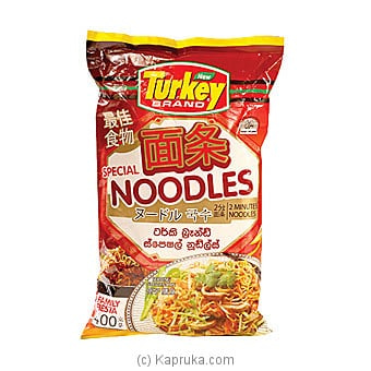 Turkey Special Noodles - 400G Online at Kapruka | Product# grocery001486