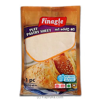 Finagale Puff Pastry Sheet - 400g Online at Kapruka | Product# frozen0097