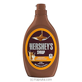Hershey's Syrup Caramel, 623g Online at Kapruka | Product# grocery001561