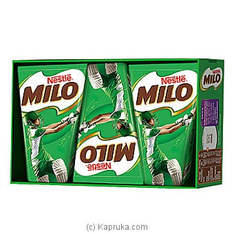 MILO RTD Sixer Pack (180ml X 6 In A Pack) Online at Kapruka | Product# grocery001564