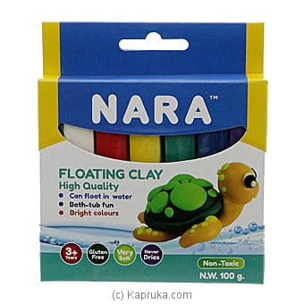 Nara Floating Clay- 100g Online at Kapruka | Product# childrenP0487