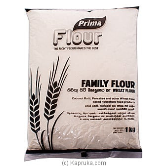 Prima Wheat Flour- 1 Kg Online at Kapruka | Product# grocery001572