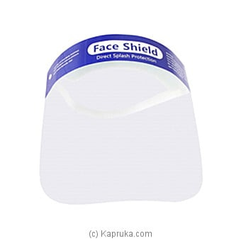Face Shield Standard Online at Kapruka | Product# elec00A2293