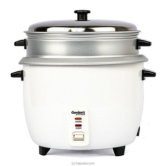 2.8L Rice Cooker With Steamer 71732 Online at Kapruka | Product# elec00A2359