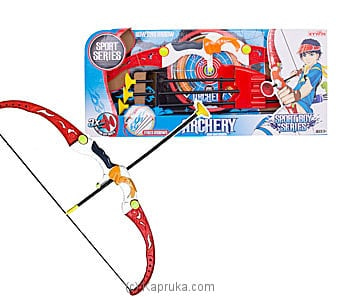 Archery- Bow And Arrow For Kids Online at Kapruka | Product# kidstoy0Z1125