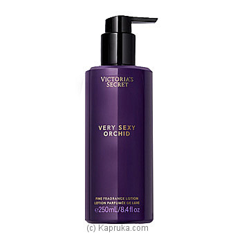 Victoria Secret Fragrance Very Sexy Orchid Lotion 250ml Online at Kapruka | Product# cosmetics00435