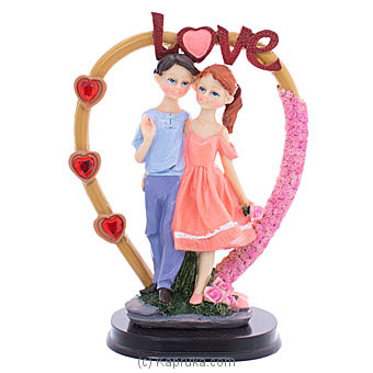 Couple In Love Ornament Online at Kapruka | Product# ornaments00759
