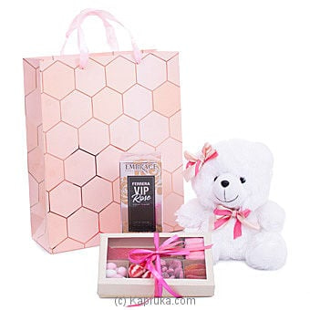 Cuteness Overloaded Gift Pack Online at Kapruka | Product# giftset00201