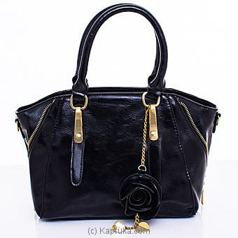 Ladies Handbag - Black Online at Kapruka | Product# fashion001514