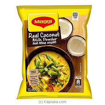 Maggi Real Coconut Milk Powder 800g Online at Kapruka | Product# grocery001641