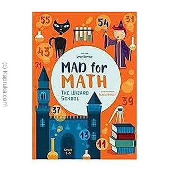 Mad For Math ? The Wizard School Online at Kapruka | Product# chldbook00329