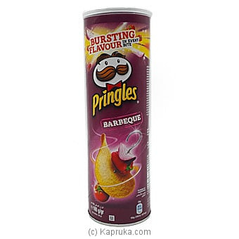 Pringles Barbeque - Large(165g) Online at Kapruka | Product# grocery001652