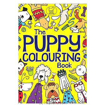 The Puppy Colouring Book Online at Kapruka | Product# book0335