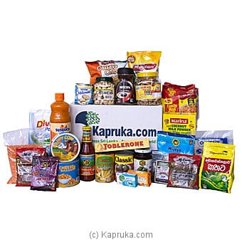 New Year Essential Hamper Online at Kapruka | Product# cphamper0174