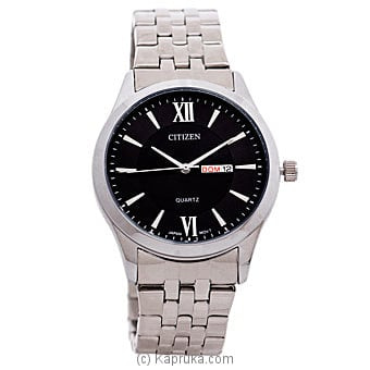 Citizen Gent's Silver Watch Online at Kapruka | Product# jewelleryW00853