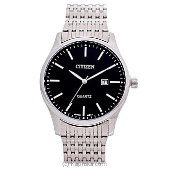 Citizen Gent's Silver Watch Online at Kapruka | Product# jewelleryW00855