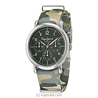 Pepe Jeans Gents Fashion Watch - R2351105010 Online at Kapruka | Product# jewelleryW00885