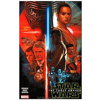 Star Wars: The Force Awakens Adaptation Online at Kapruka | Product# book0419