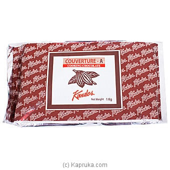 Kandos Cooking Chocolate - A Light 1kg Slab Online at Kapruka | Product# grocery001708